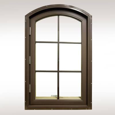 Mira Operating Shape Casement Window