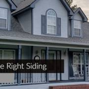 how to choose the best siding for your home and style