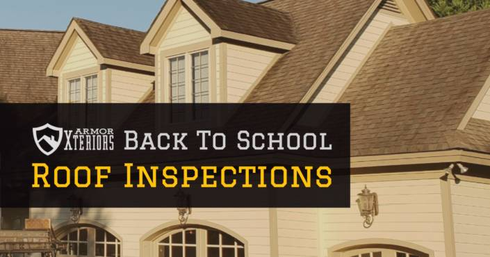 Back to School Roof Inspections In Chattanooga