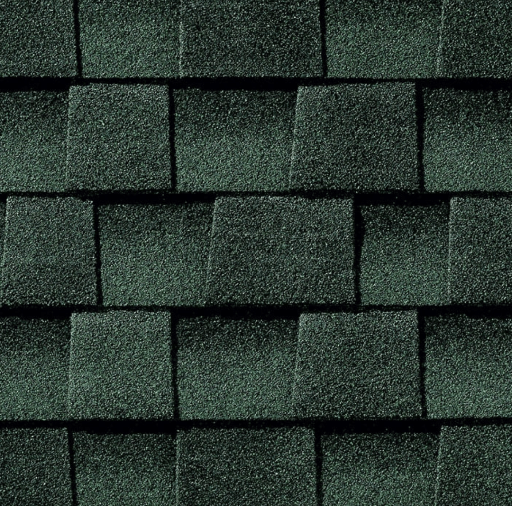 Timberline® Hdz™ Shingles Hunter Green
