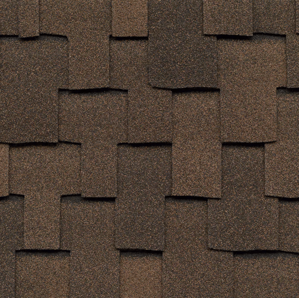 Grand Sequoia® Shingles Mesa Brown