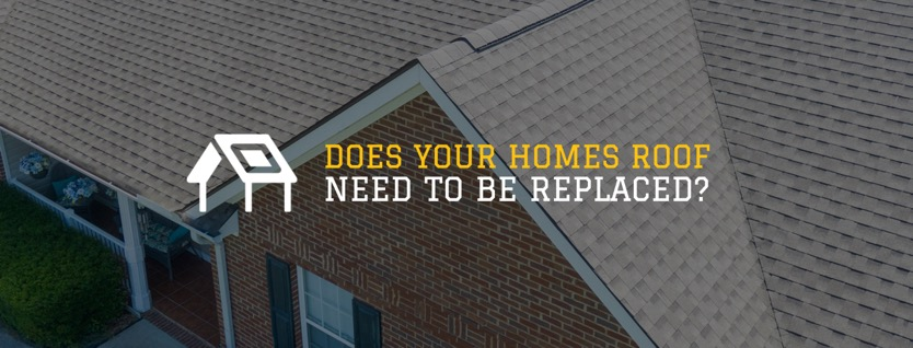 does your home need a new roof
